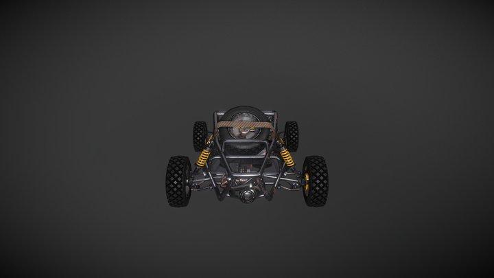 Buggy 3D Model