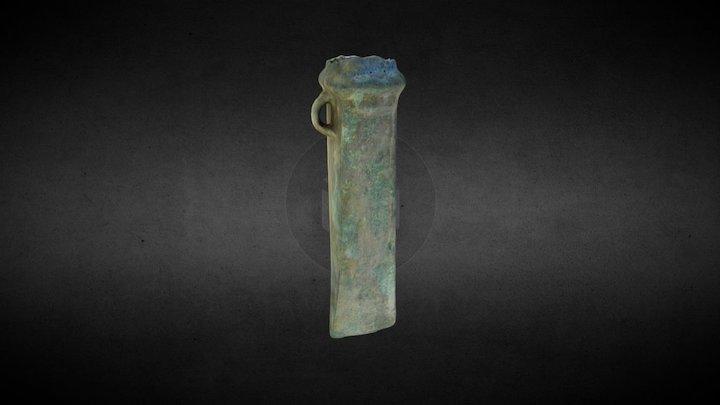 Evreux (FRA) - Bronze Age Axe (002) 3D Model