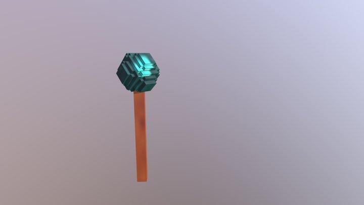 Ender Stick 3D Model