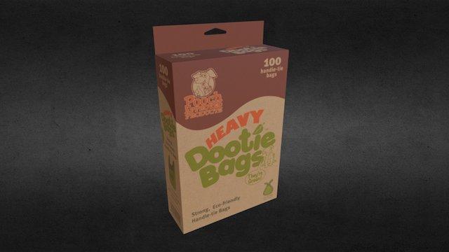DootieBox 3D Model