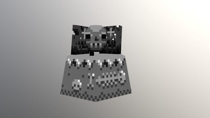 Skull Limb 3D Model