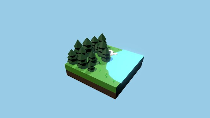Starting Simple Day1 3D Model