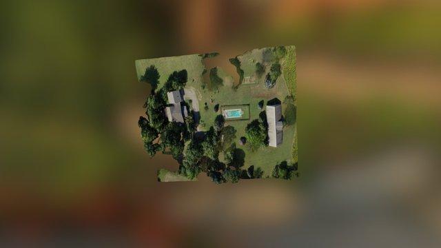 Jeannette Test, P3, Pix4D 3D Model