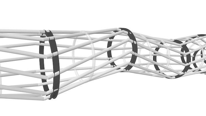 Toyo Ito 3D Model