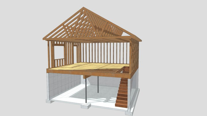 construction schematic for students 3D Model