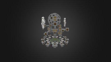 nascent void 3D Model