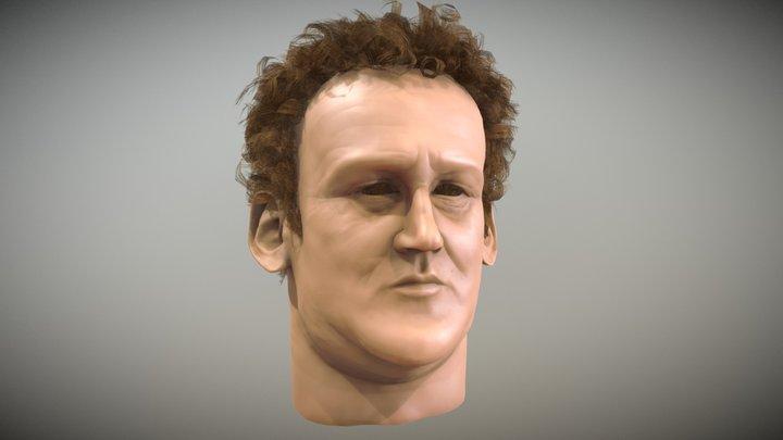 Hair Test 3D Model