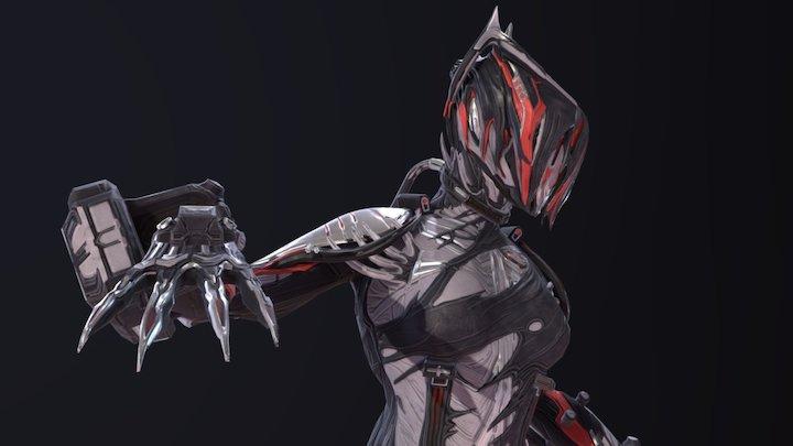Valkyr Delusion Skin 3D Model