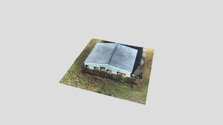 Virtual Interactive 3D Map 3D Model