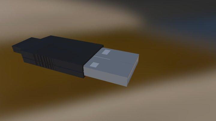 Flash Model 1 2 3D Model