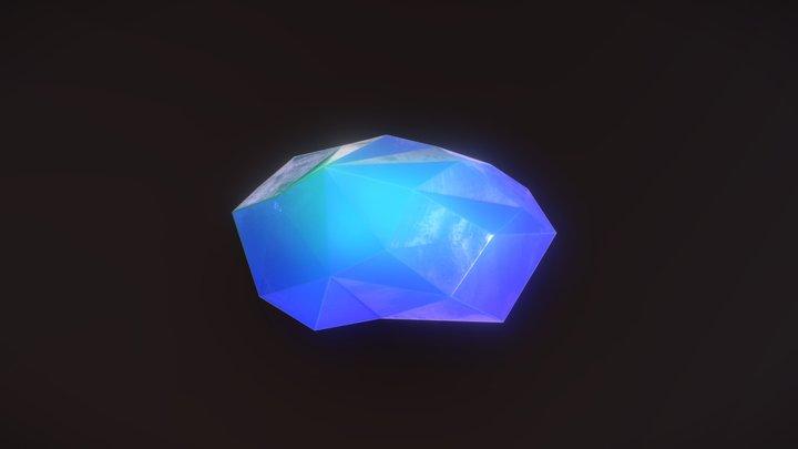 Gemstone 3D Model
