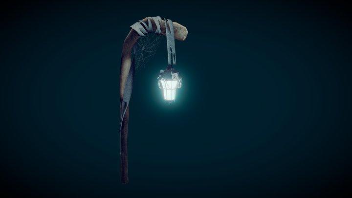 bloodborn_lantern 3D Model