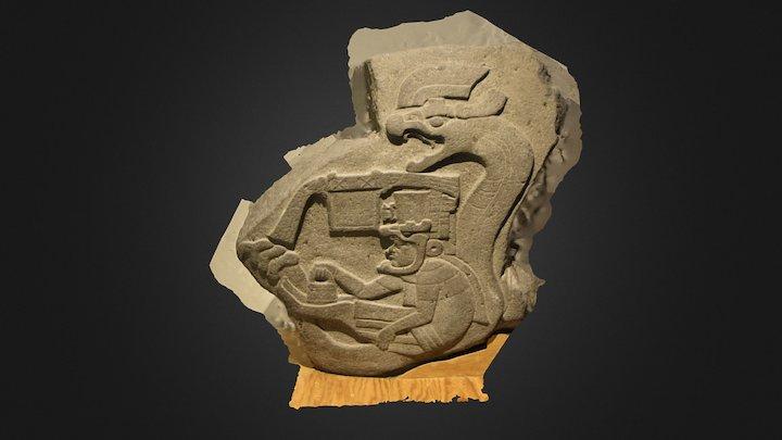 Olmec Sculpture