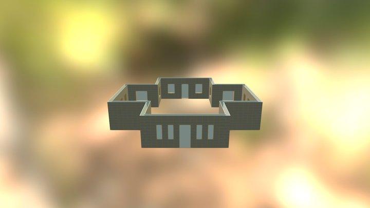 Eco Cub 41 3D Model