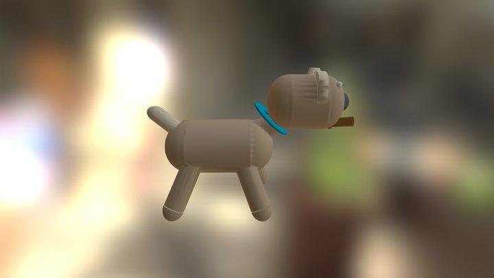 Tinkerdog 3D Model
