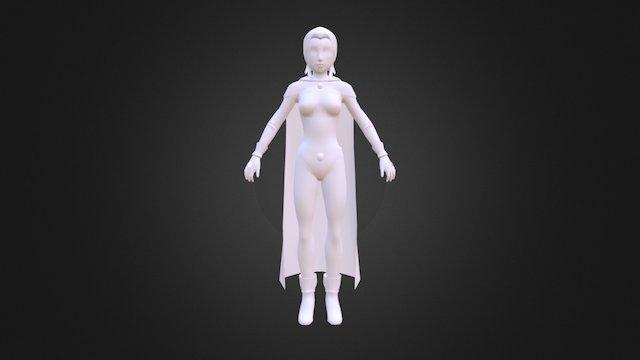 Raven - Retopology 3D Model