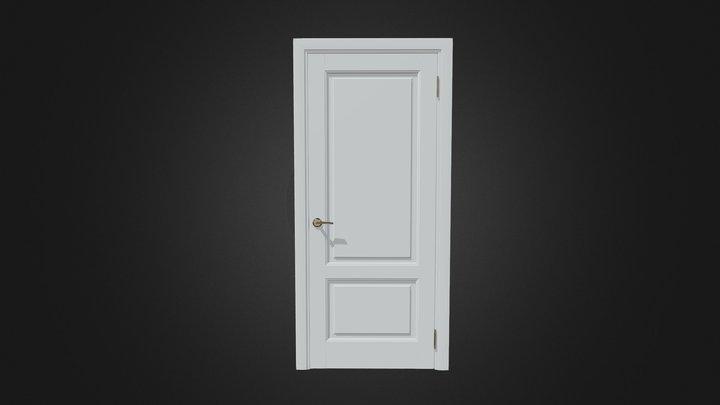 Lira PG - Soft Touch White 3D Model