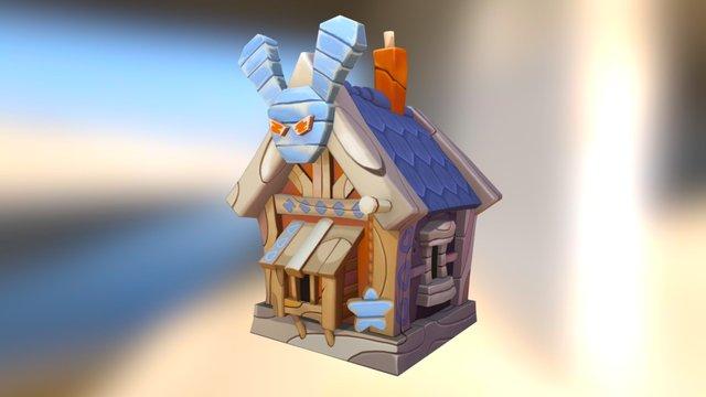 House Lesson 3D Model