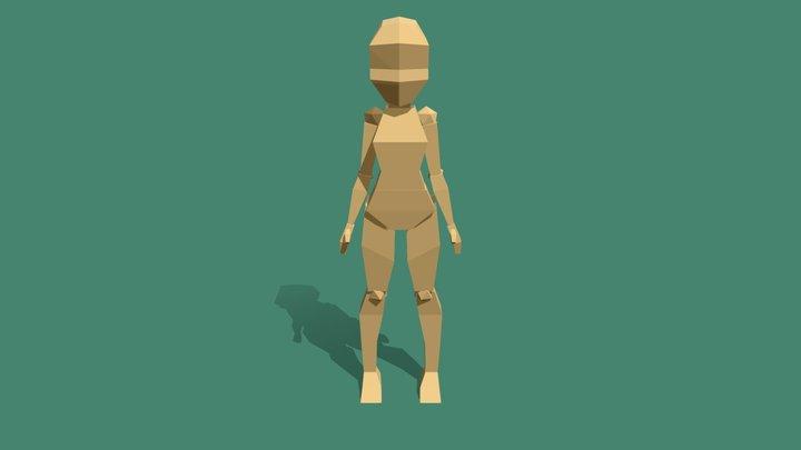 3D Sketchbook 5- Drawing Figure 3D Model