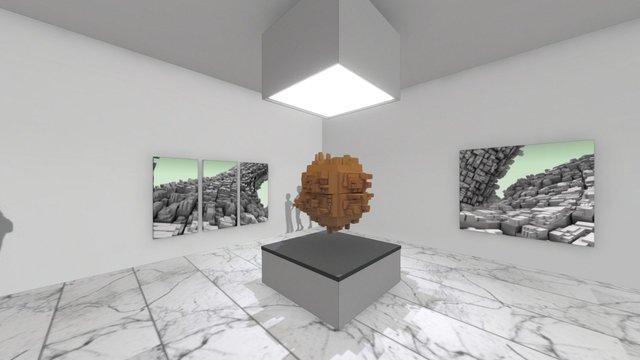 ArtGallery - Test03 3D Model