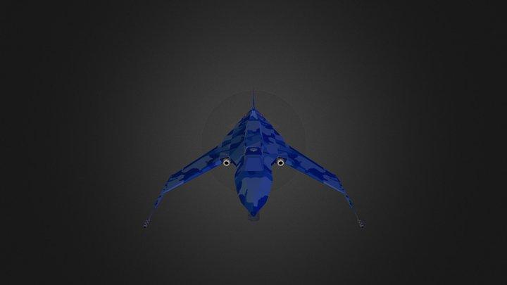 Ship Test 3D Model