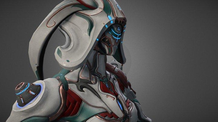 Warframe - Ivara - Youkai 3D Model