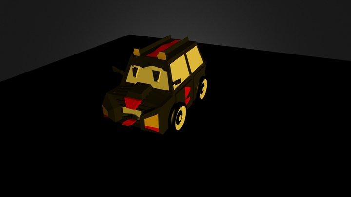 CARS.blend 3D Model