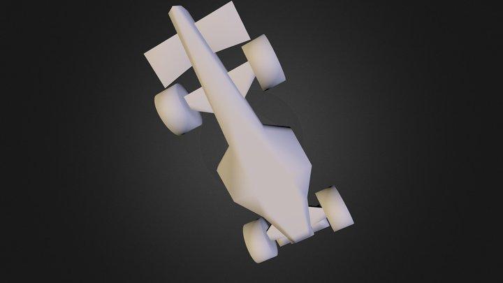 F1 3D Model