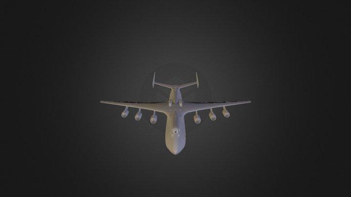 Antonov_An_225 3D Model
