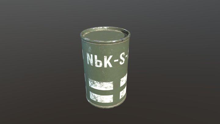 NbK-S-39 3D Model
