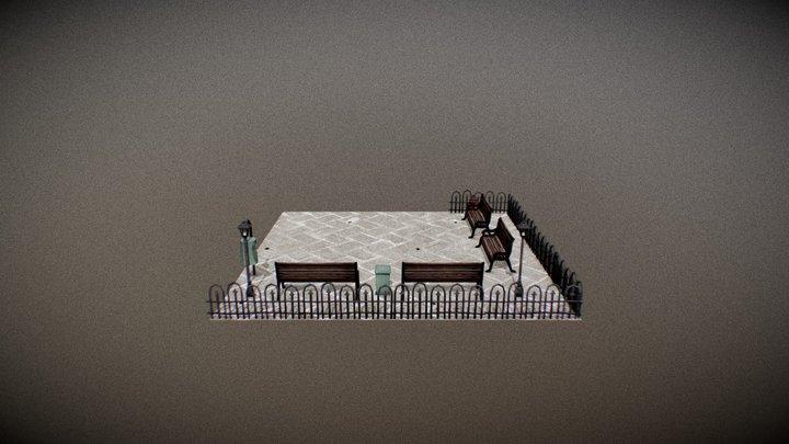 parck 3D Model