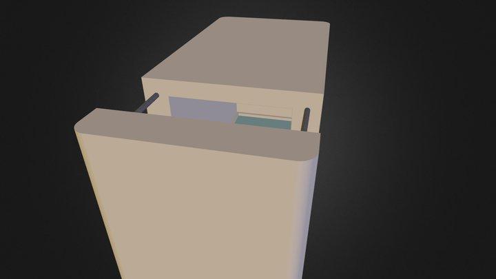 Open Float 3D Model