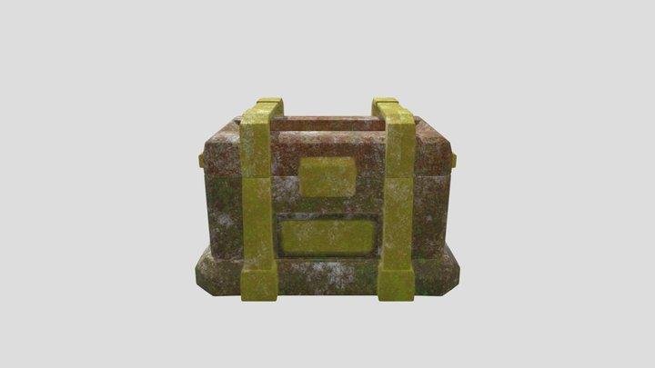 CONTENEDOR 1 3D Model