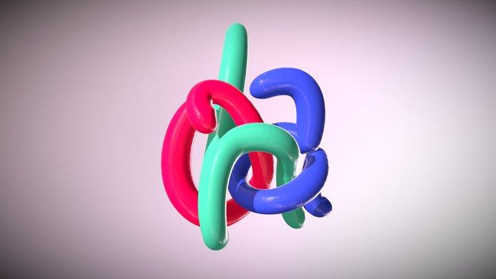 Ohiane - Amaiur - Haizea 3D Model