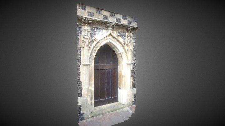 Fabrica, Brighton 3D Model