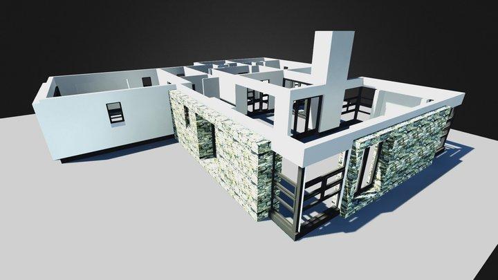 House Multi Sub_04 3D Model
