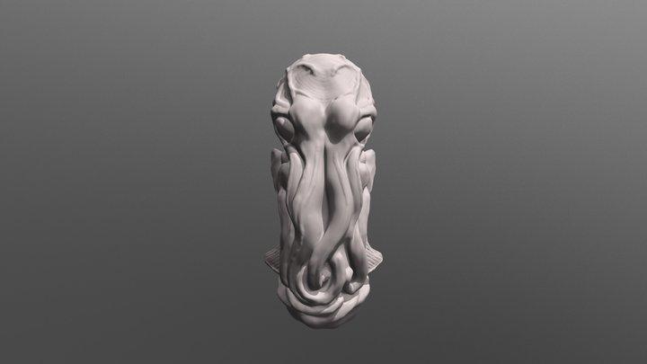 Dominic Qwek 3D Model