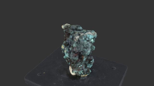 Cuprit 3D Model
