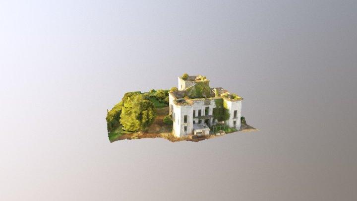 El Palacio de las Brujas de Güeñes 3D Model