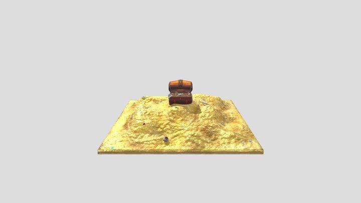 Treasure 3D Model