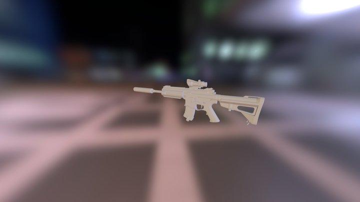 P416 3D Model