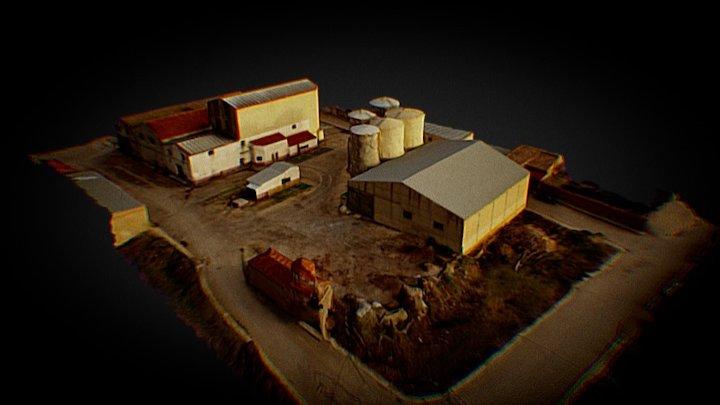Coop 3D Model