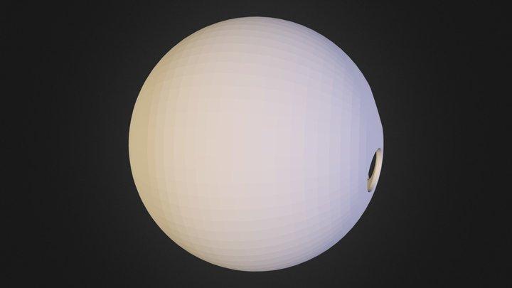 bowling - bowling ball-1.STL 3D Model