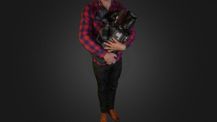 Ole_Hoksnes 3D Model