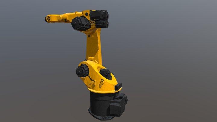 Kuka-Mimic 3D Model
