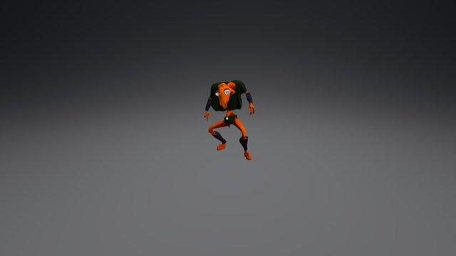 Reuben Grub 3D Model