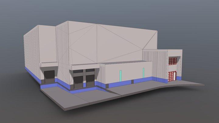 Modelo5 3D Model