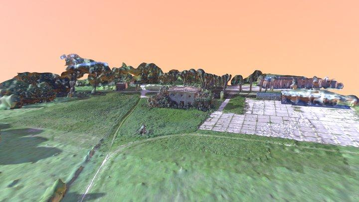 Edificio 3D 3D Model
