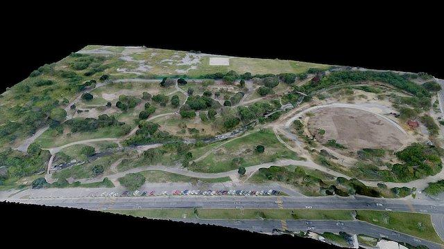 Parque Rufino Tamayo. San Pedro, N.L. México 3D Model