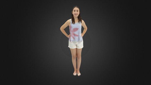 Oliva 3D Model
